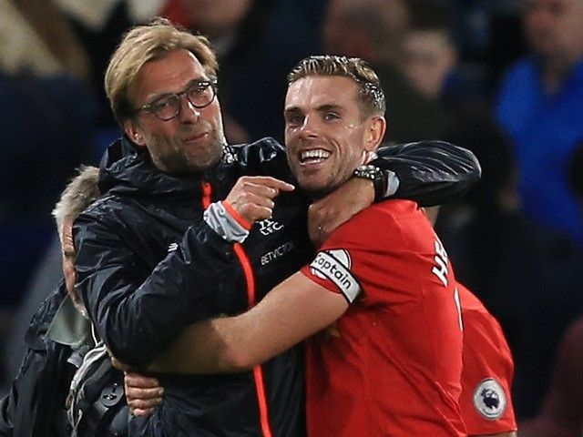 Jurgen Klopp: 'League position doesn't matter at this stage'