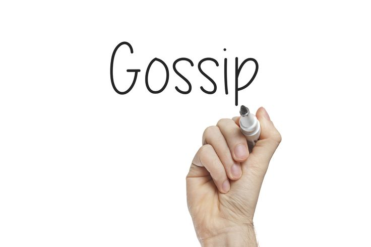 How You Gossiping Can Poison Your Child