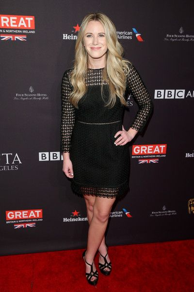 Kelsey Lamb attends The BAFTA Los Angeles Tea Party at Four Seasons Hotel Los Angeles at Beverly Hills on January 6, 2018 in Los Angeles, California.