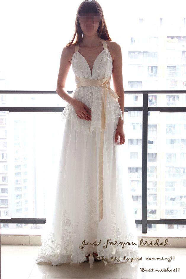41 besten Beach wedding dress Bilder auf Pinterest | Sexy ...