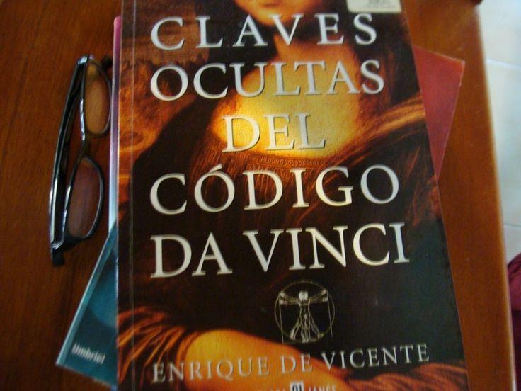 Claves Ocultas Del Codigo Da Vinci by Enrique De Vincente, Illustrate Paperback  Las Claves Ocultas del Código Da Vinci. Este libro decodifica y separa la verdad de la ficción del controversial Best Seller El Código Da Vinci. Compralo en: http://www.ebay.com/itm/111369106313?ssPageName=STRK:MESELX:IT&_trksid=p3984.m1555.l2649