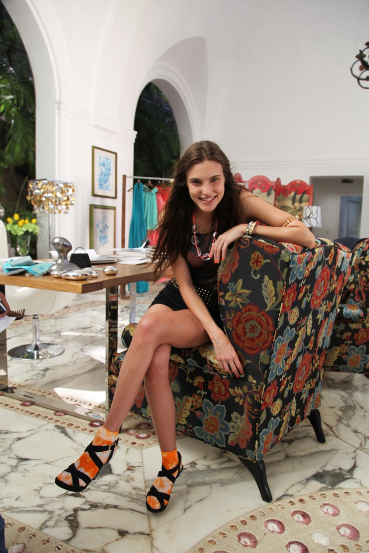 Macarena Achaga en el set de Gossip Girl Acapulco. | Jenny ...