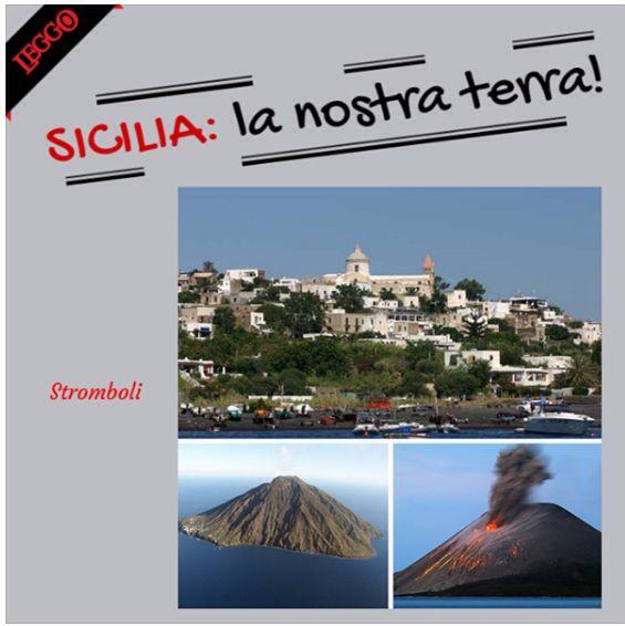 Sicilia ! Stromboli!