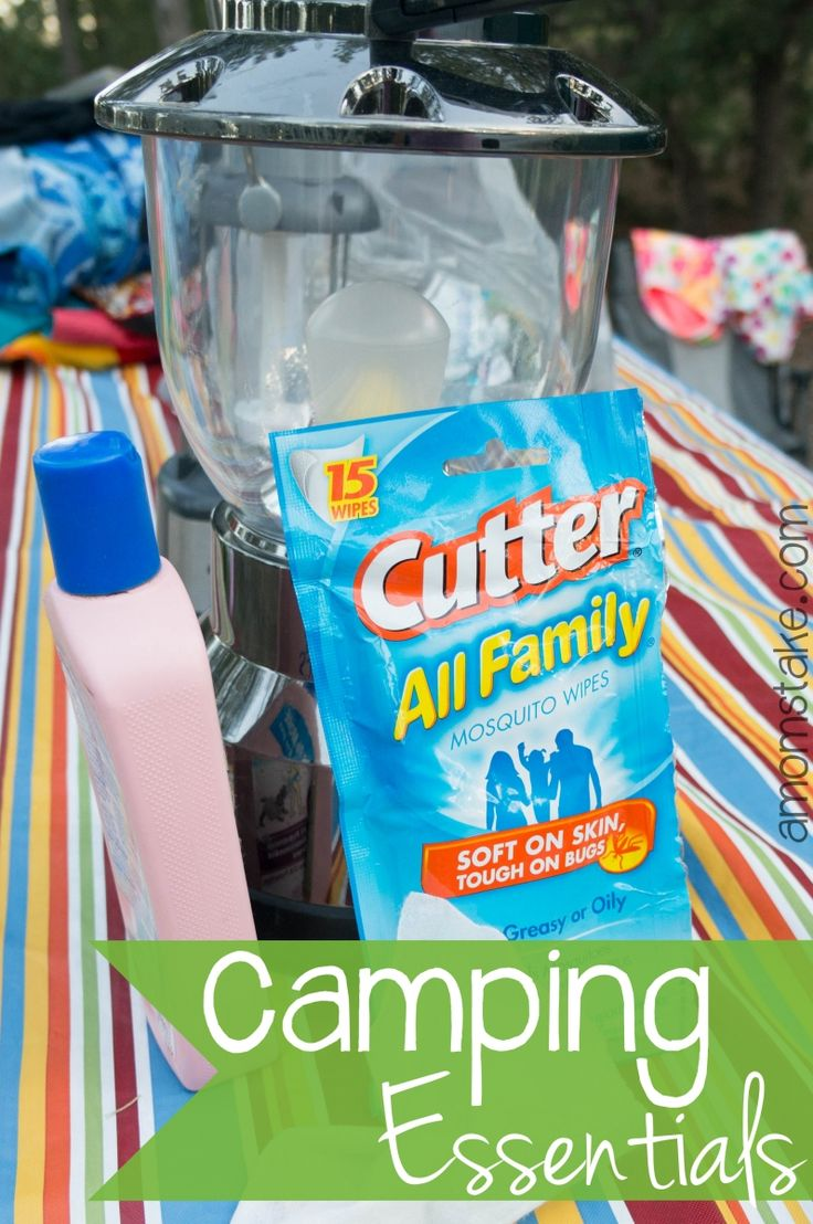 Camping essentials list you do not want to leave your home without! Helpful packing checklist that you can compile these most important travel items into an easy access bucket!