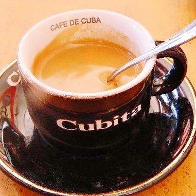 CAFE cubano !!!  Mi vicio, un rico cafe cubano.