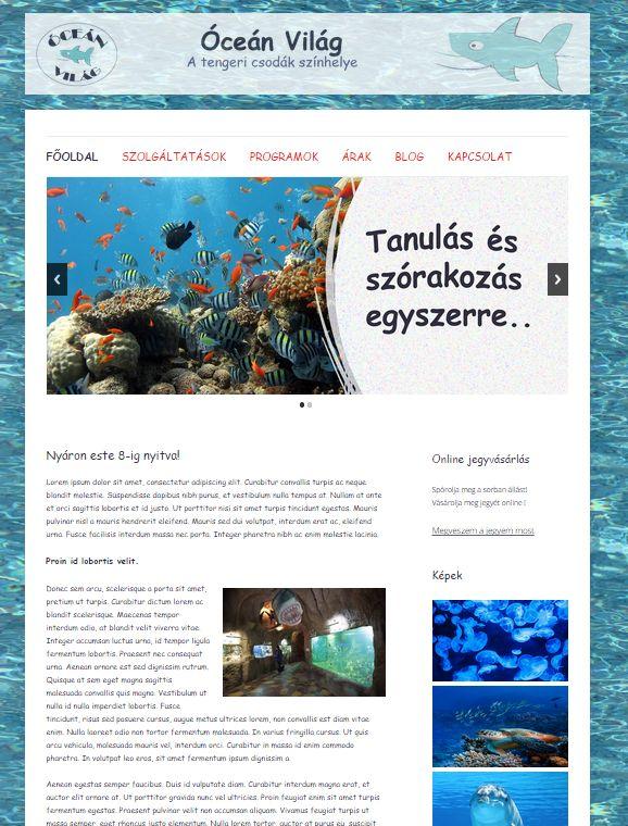 http://ocean.azur-webdesign.hu/