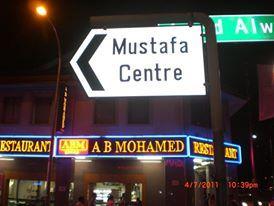 Ada yang belum terbeli tidak ya? Sebelum menuju airport mampir sebentar ke Mustafa Centre. Pusat belanja 24 jam ini menyediakan berbagai produk, tinggal pilih mana yang sesuai budget #SGTravelBuddy