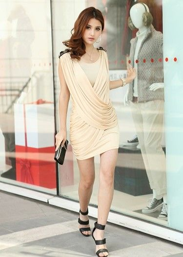 Dress Korea DY-1801671FW  Rp 121.000,-