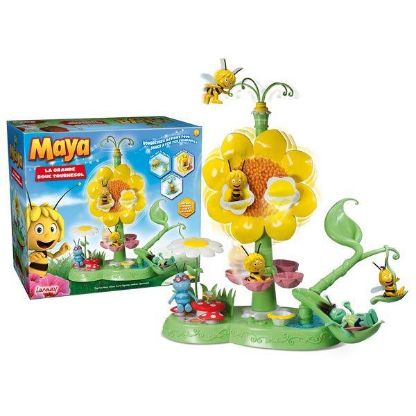 la grande roue tournesol de maya l 39 abeille jouet pinterest grande roue maya et tournesols. Black Bedroom Furniture Sets. Home Design Ideas