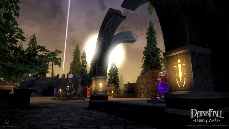 Darkfall Unholy Wars Agon Screenshots