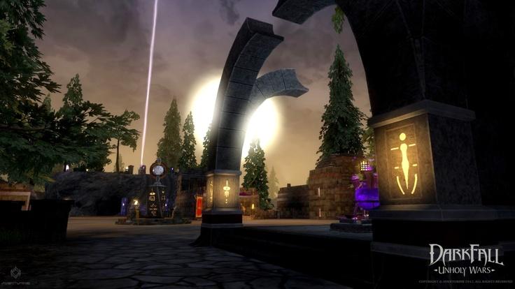 Darkfall Unholy Wars Agon Screenshots