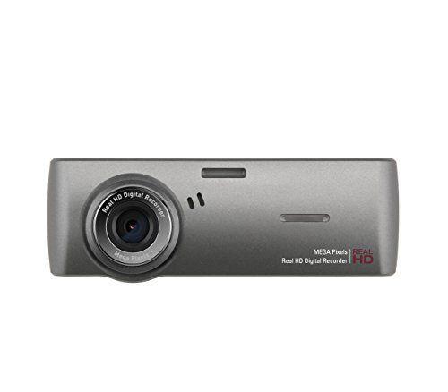 Cowon AK1 Caméra de recul 16 Go Argent: Cette nouvelle Dashcam est équipée d'un capteur CMOS hypersensible de 1280×720 pixels à 30…