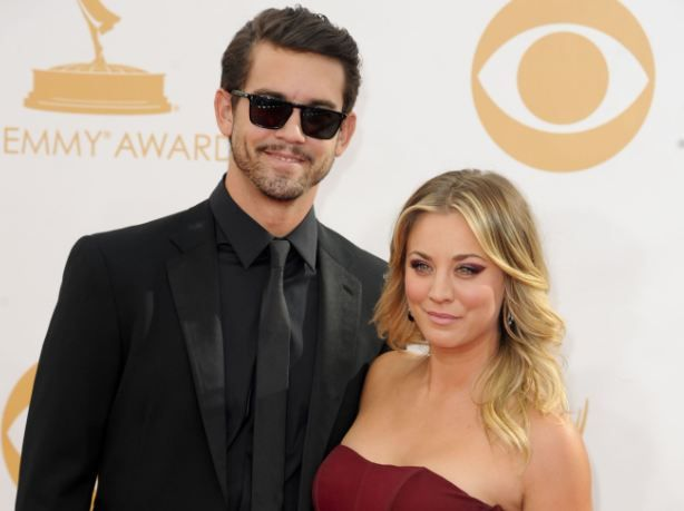 Click here for details on Kaley Cuoco's engagement!
