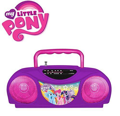 25 euro Kinder Karaoke-Maschine tragbare Funklautsprecher-Set für Kinder / Kind-Spielwaren mit Mikrofon My Little Pony My little Pony http://www.amazon.de/dp/B010E2IV3G/ref=cm_sw_r_pi_dp_NXhswb035J9Z6