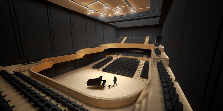 Galeria - Novo Teatro Castro Alves / Estudio America - 35
