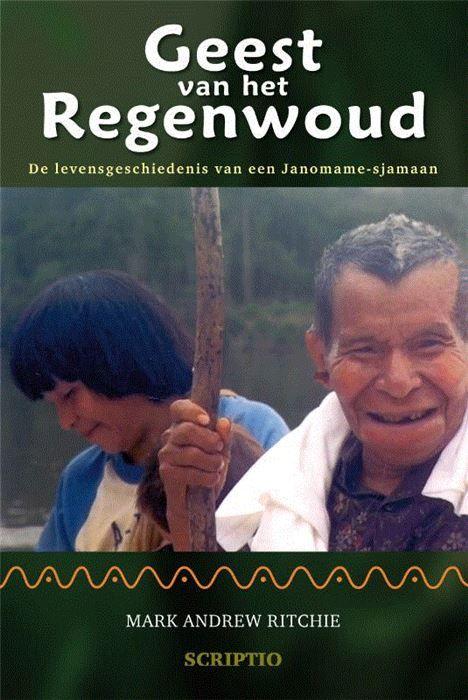 Geest van het regenwoud  De geest van het regenwoud beschrijft de gewelddadige en spirituele levensgeschiedenis van de Janomame sjamaan Oerwoudman. De Janomame indianen leven relatief geisoleerd in de regenwouden en bergen van noordelijk Brazilië en in het zuiden van Venezuela. Er is veel over deze indianen geschreven maar het unieke van dit boek is dat Oerwoudman zijn verhaal zelf vertelt. Zijn verhalen zijn met behulp van een tolk door de auteur van dit boek vastgelegd. Oerwoudman hoorde…