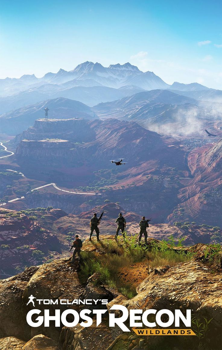 17 best images about ghost recon on pinterest creative - Ghost recon wildlands mobile wallpaper ...