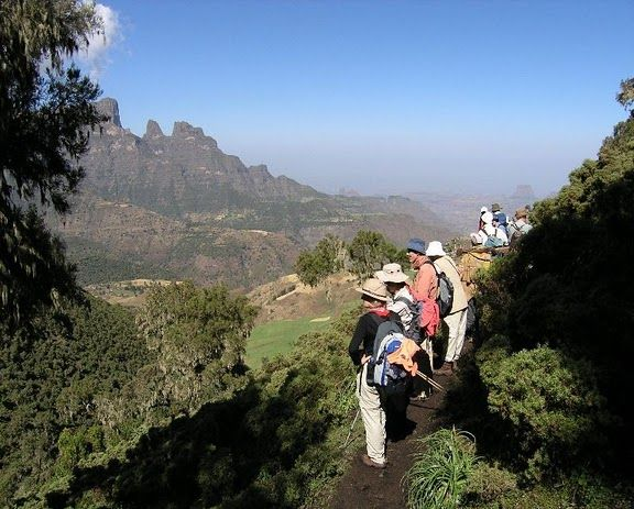 ETHIOPIA – Trekking in the Simian Mountains This amazing trip was recently arranged and led by Michele Cohen. Please contact us to find out about future trips.