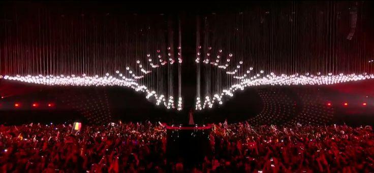El Eurovision Song Contest 2015 (desde Viena) nos deja un montón de imágenes para el recuerdo