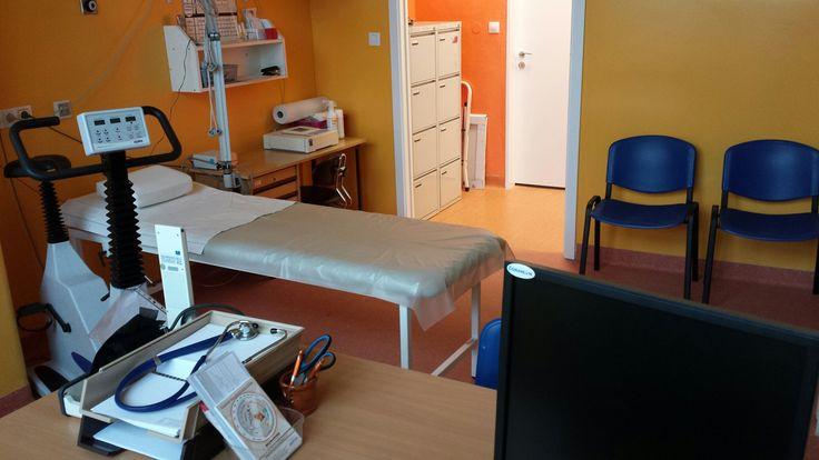 #Kardiologickou a #angiologickou #ambulanci #Nemocnice Na #Bulovce nově najdete v pavilonu č. 10, v přízemí vpravo.
