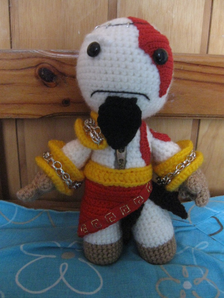 kratos (sackboy)