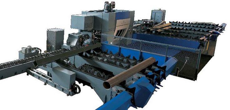 Wycinarki laserowe do kształtowego cięcia i fazowania blach, rur i profili zamkniętych oraz kształtowników.