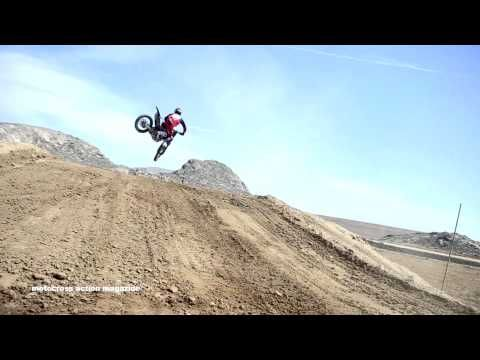 Motocross Action Magazine | MR.GOODWRENCH: TEAM SOBE/NO FEAR/ SAMSUNG/HONDA'S KRISTIAN KIBBY