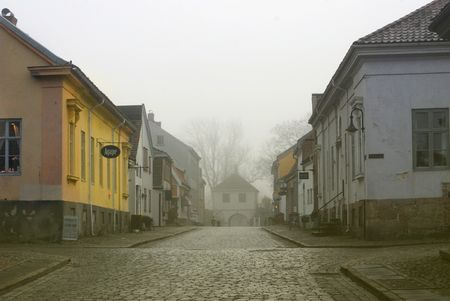 The old Town Photo by Liz Andersen — National Geographic Your Shot