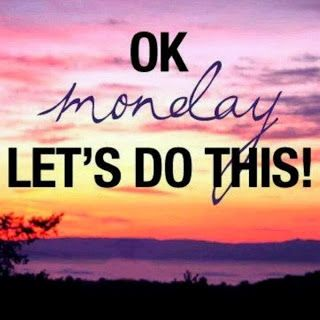 Yes! I didn't want to get up this morning but its all good! Coffee and energy drinks can fix it! Hubby is off to work now waiting on the bus to get here! Doing nothing but house cleaning and workouts then grocery store!