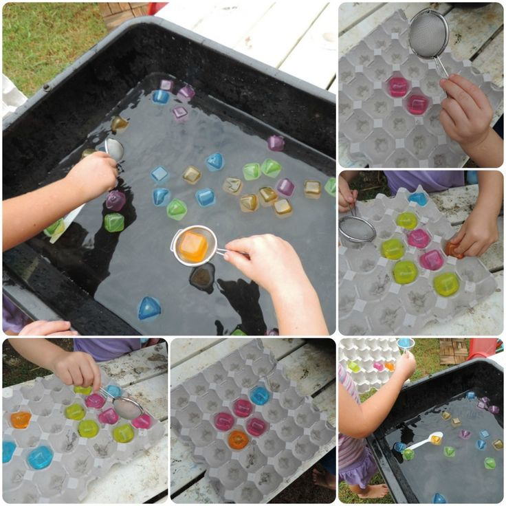 Scoop and sort fine motor activity for toddlers - Follow a week in the life of a home based early childhood educator for inspiration. Mummy Musings and Mayhem