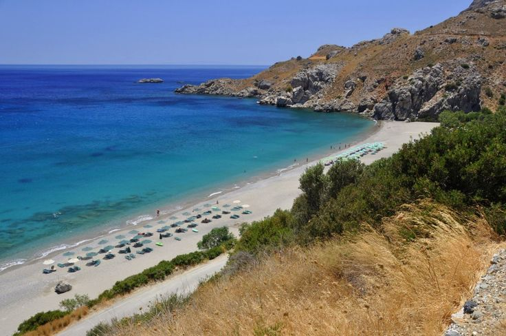 The beach of Souda, Plakias, on the south coast of Rethymno, Crete. https://www.facebook.com/SentidoPearlBeach/photos/pb.183158851731783.-2207520000.1446482838./867285059985822/?type=3