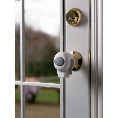 KidCo Door Knob Lock, White