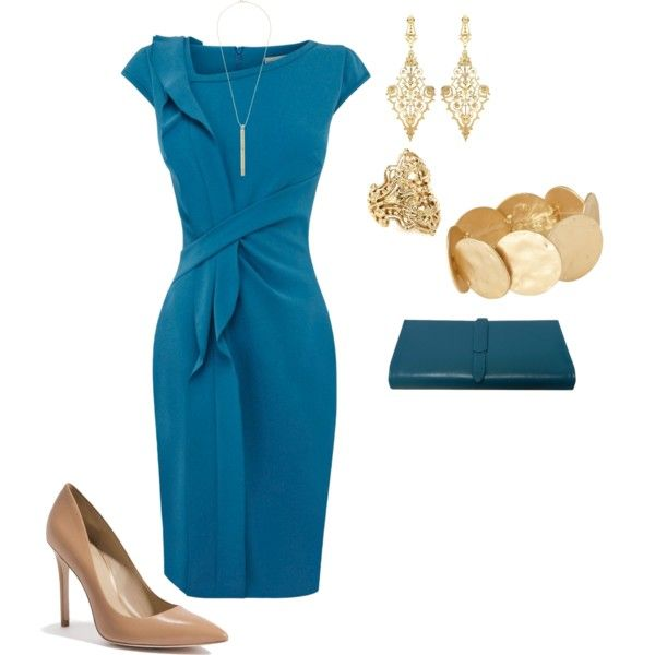 love nude heels and the blue is fantastic