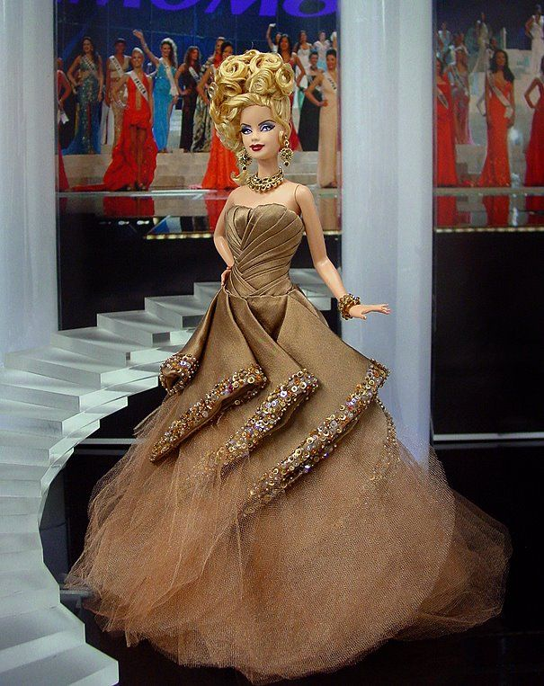 Miss Texas Barbie Doll 2012