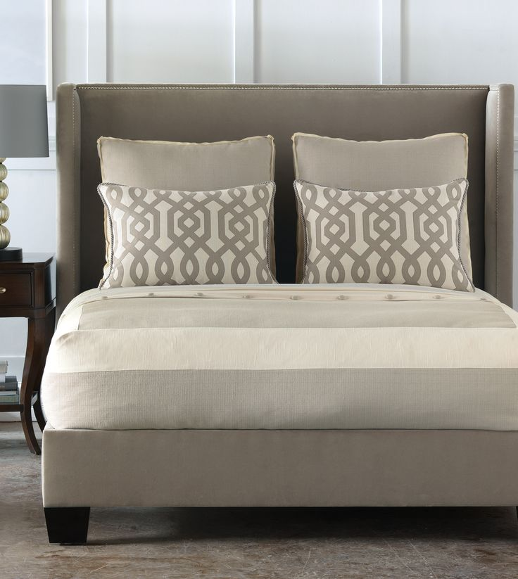 luxury bed frames luxury bedding by eastern accents taupe and on 12166