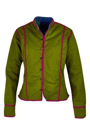 Boom Shankar 50s dresses Gudri Jacket - Womens Jackets - Birdsnest Online Fashion Store