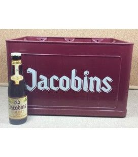 Jacobins Gueuze full crate 24 x 25 cl
