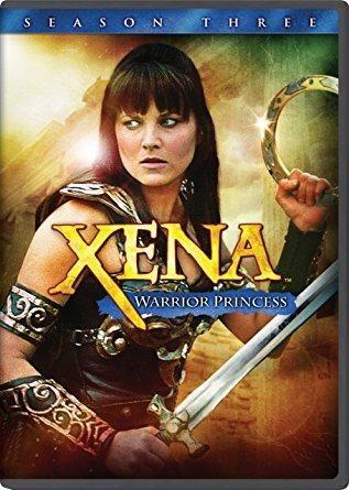 Lucy Lawless & Renee O'Connor - Xena: Warrior Princess - Season Three