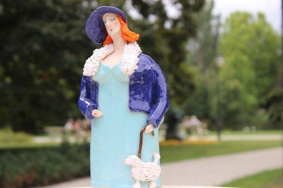ceramic sculpture, figurines, clay art, ceramic art, ceramic figurine, ceramic and pottery, unique ceramic