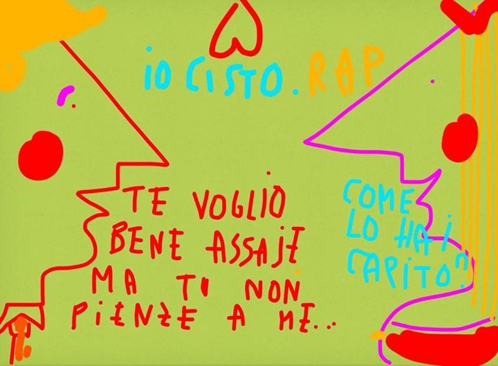 Anche RAP ci sta! #iocistolibreria #lalibreriaditutti #RAP #chiararapaccini www.iocistolibreria.it