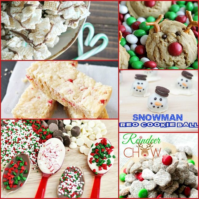 25 Amazing Cookie Swap Recipes from Monday Funday ~ Delish!