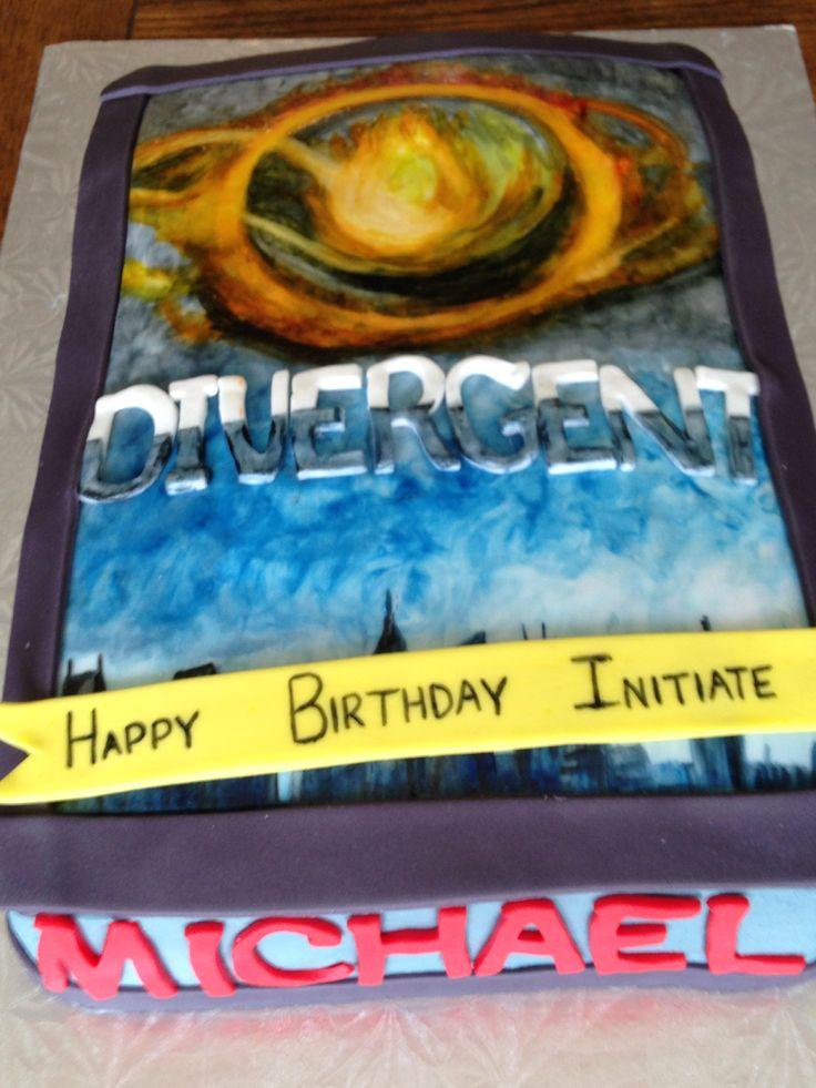 Divergent Cake                                                                                                                                                      More