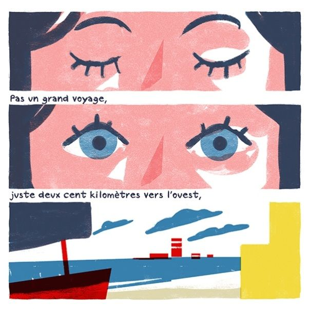 Project: Graphic Novel - Virginie Morgand