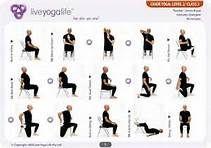 1000 images about chair exercises on pinterest