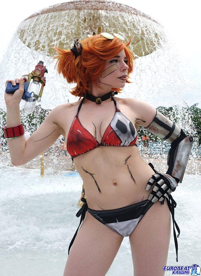 Gaige cosplay by Ariel Pippi