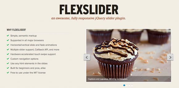 Web Design Ledger: Responsive jQuery Slider Plugins
