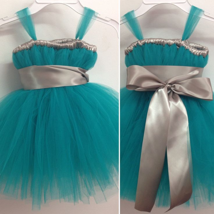 Teal & silver are such a sweetly vintage combo!