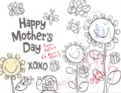 Mothers day grandma coloring pages Holidays Pinterest