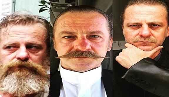 Ünlü oyuncu Levent Sülün ayağının tozuyla ikinci filme başladı…. Yakamoz Yakut culture and arts news
