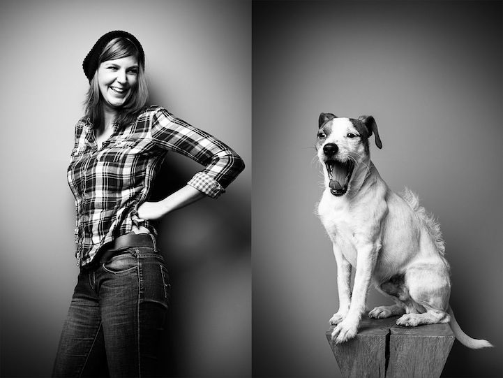 """""""Your Pet and You"""" Series by Tobias Lang (yourpetandyou.de/)"""